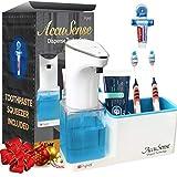 Pykal 2-in-1 Automatic Soap Dispenser Touchless & Organizer 15 oz   1 YR Wnty & Toothpaste Squeezer...
