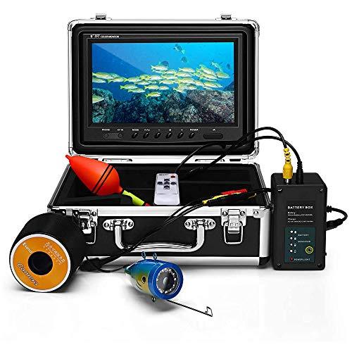 Eyoyo 9 Inch Underwater Fishing Camera Video Fish Finder...