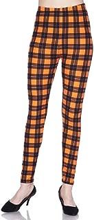 Women's Ultra Soft Printed Colors Stretch Peach Skin Seasonal Leggings
