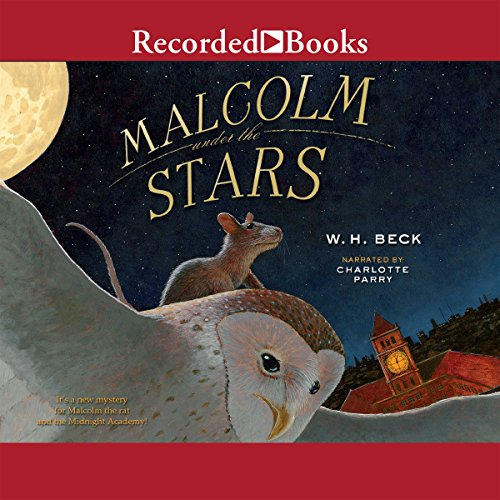 Malcolm Under the Stars audiobook cover art
