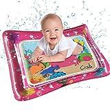 Bañera de bebé inflable Patted Water Play Pad Juguete bebé postrado agua relleno cojín Banheira Bañera hidromasaje Piscina