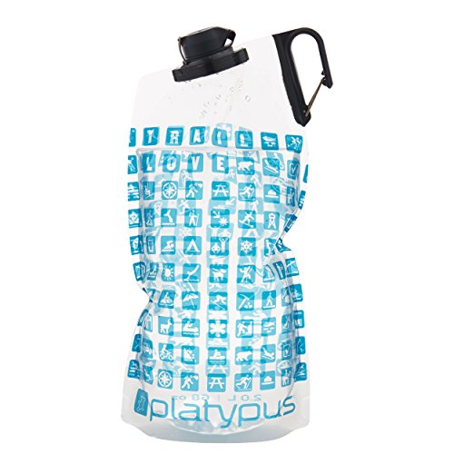 Cascade Designs (platypus) DuoLock Softbottle Volumen 2,0 Trail Love