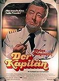 Der Kapitän - Heinz Rühmann - Horst Tappert - Filmposter