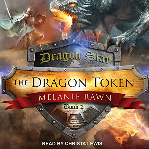 The Dragon Token Audiobook By Melanie Rawn cover art