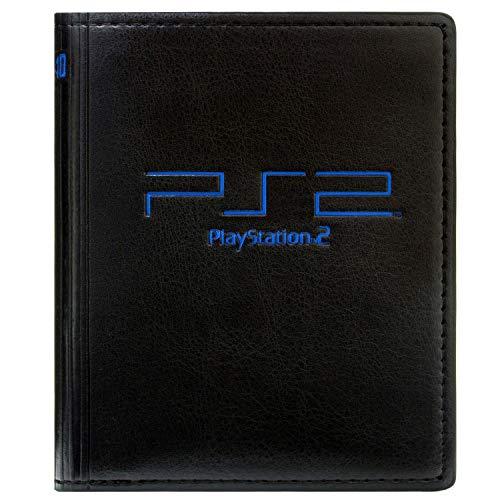 PlayStation 2 Videospielkonsole Schwarz Portemonnaie Geldbörse