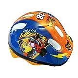 Disney Mickey Mouse, Casco da Ciclismo Bimbo, Arancio, XS (44-48cm)