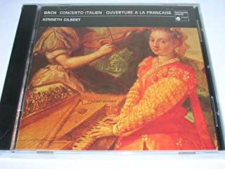 Kenneth Gilbert - Harpsichord - J.S. Bach BWV 971 802-805, 831 (Harmonia Mundi)
