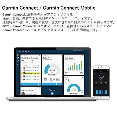 GARMIN(ガーミン)ForeAthlete45Black心拍歩数防水軽量【日本正規品】