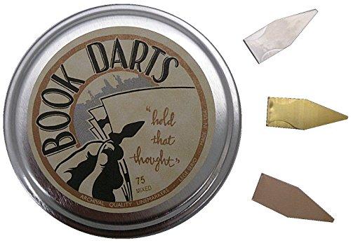 【BOOK DARTS】ブックダーツ チョコラベル75個ミックス