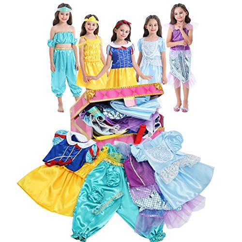 VGOFUN Girls Dress up Trunk