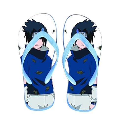 Bromeo Naruto Anime Unisex Flip Flops Chanclas