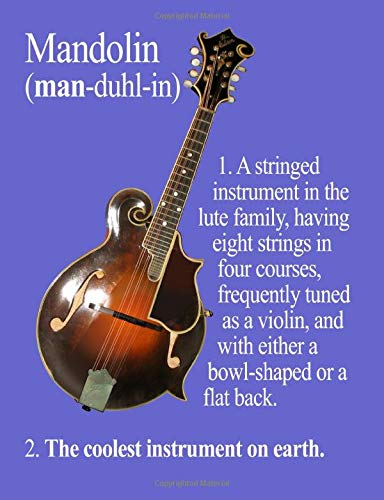 Mandolin: The Coolest Instrument On Earth (InstruMentals Notebooks)