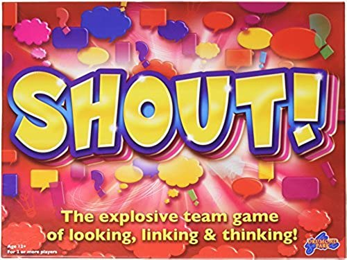 Shout Game by DRUMOND PARK