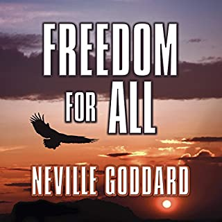 Freedom for All audiobook cover art