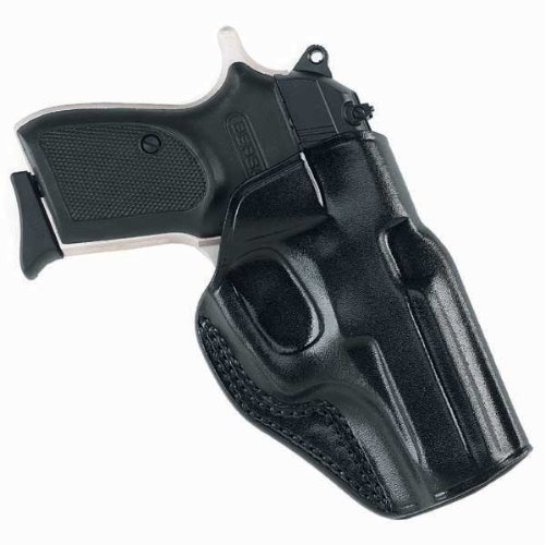 Galco Stinger Belt Holster for Ruger LCP, KelTec P3AT, P32 (Black, Right-Hand)