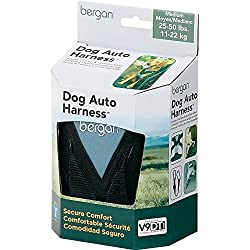 Bergan Complete Dog Car Harness System