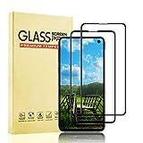 [2 Piezas] Protector Pantalla para Samsung Galaxy S10E, [Dureza 9H] [Antiarañazos] [Anti-Huella Digital] Vidrio Templado para Samsung Galaxy S10E