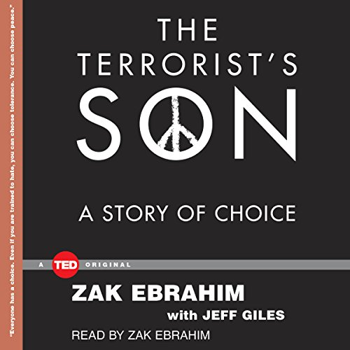 The Terrorist's Son audiobook cover art