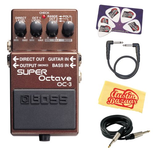 Boss OC-3 Super Octave Bundle