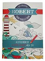 ぬりえブック203000438 Robert Drawing Book