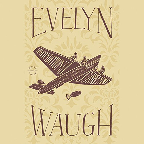 Unconditional Surrender Audiobook By Evelyn Waugh cover art