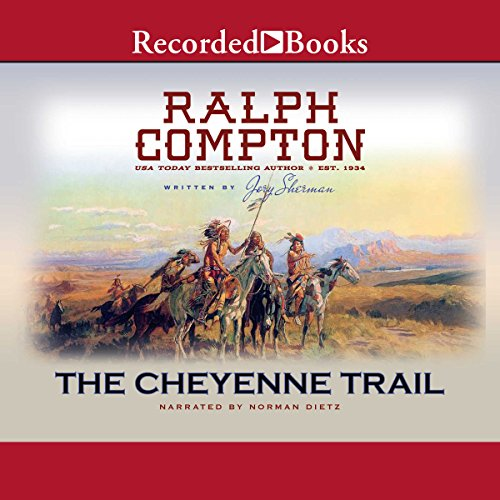 The Cheyenne Trail audiobook cover art