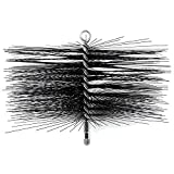 Midwest Hearth Rectangle Wire Chimney Cleaning Brush (7' x 11' Rectangle)