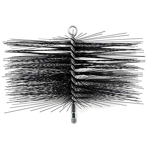New Midwest Hearth Rectangle Wire Chimney Cleaning Brush (8 x 12 Rectangle)