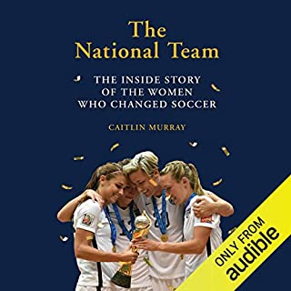 The National Team audiobook cover art