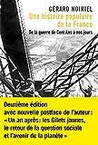 Une histoire populaire de la France - De la guerre de Cent Ans à nos jours - Agone - 15/11/2019