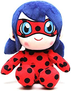 Miraculous Marinette Ladybug and Adrien Cat Noir Stuffed Doll Plush Figure Toy 11