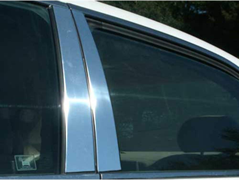 Max 69% OFF QAA fits 2003-2007 Honda Accord 4 Post Tr Piece Pillar New product Stainless