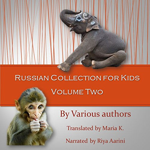 Russian Collection for Kids - Volume Two cover art