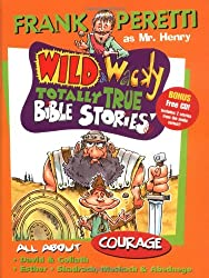 Wild & Wacky Storybook #3 - Including: David, Esther, and Shadrach, Meshach and Abednego
