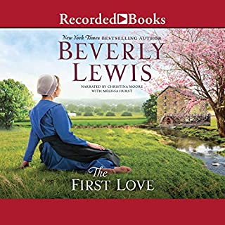 The First Love audiobook cover art
