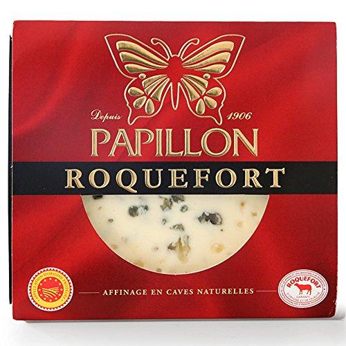 ロックフォール パピヨン社製 ブルーチーズ チーズ フランス