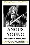 Angus Young Success Coloring Book: An Australian Guitarist, best known as the lead guitarist of AC/DC. (Angus Young Books)
