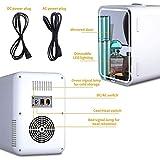caratteristiche dghjk flawless mini fridge cosmetic