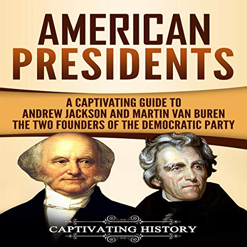 American Presidents audiobook cover art
