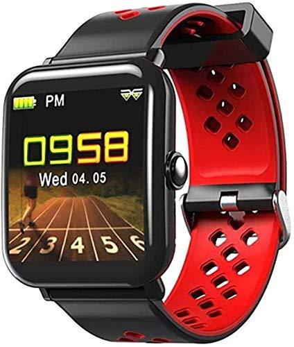 Smart Watch 1.3In Dm06 Reloj Inteligente Hombres Mujeres IP68 impermeable deportes reloj presión arterial y monitor de ritmo cardíaco Relogio hotel Smartwatch puede Android para iOS
