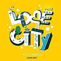 Nine Muses リパッケージ・ミニアルバム - Muses Diary Part.3: Love City