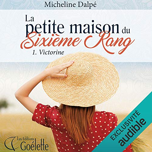 Victorine (French Edition) cover art