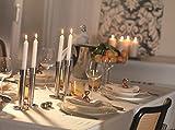 Gies 205-149001-14 Haushaltskerzen, 180 x 21,5 mm, 104-er Karton, Champagner - 3