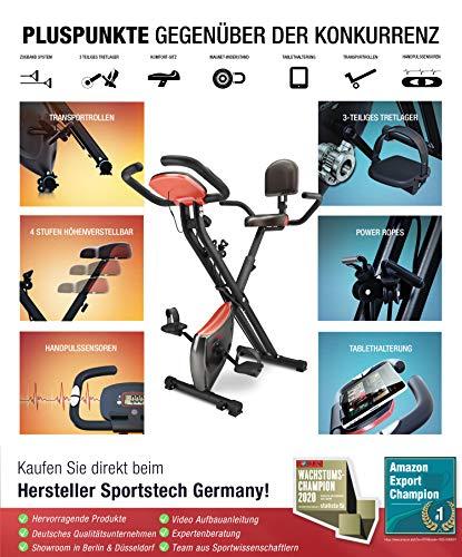 Sportstech Ergometer X100-B - 3