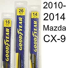 Mazda CX-9 (2010-2014) Wiper Blade Kit - Set Includes 26