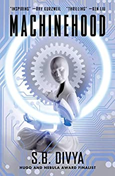 Machinehood by S.B. Divya science fiction and fantasy book and audiobook reviews