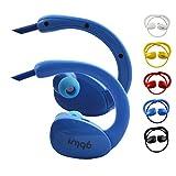 emartbuy Gblue Bleu S80 Bluetooth Stéréo sans Fil Casque de Sport Écouteurs dans Supports d'oreille Mains Libres Calling avec...