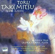 Takemitsu: Flute Music Towards the Sea III, Eucalypts, etc / Aureole Trio