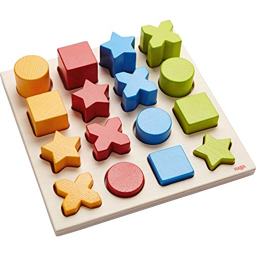 HABA 300553 - Sortierspiel Formenmix