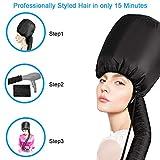 Immagine 1 cestmall casco cuffia asciuga capelli